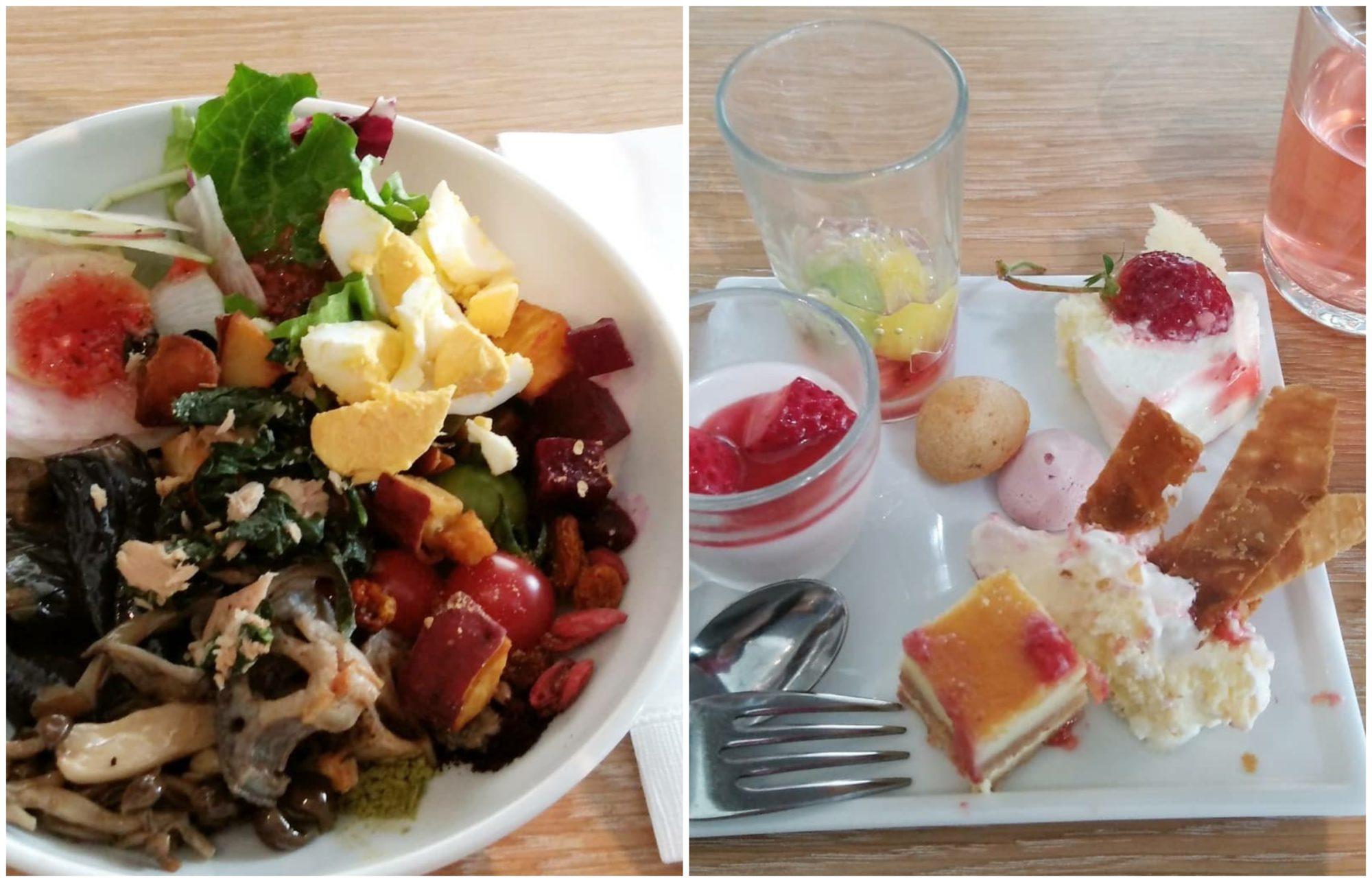 新鮮お野菜たっぷりのランチビュッフェ