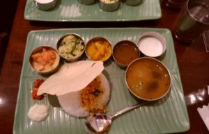 胃にやさしい絶品のミールス・南インド料理 ケララの風II
