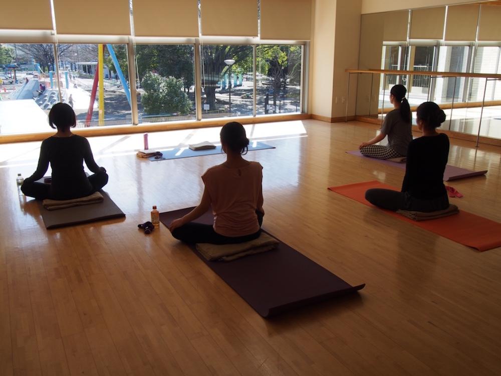 ヨガ&瞑想