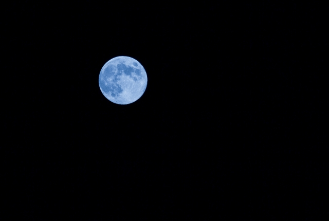 ソラからのメッセージ 3/25上弦の月