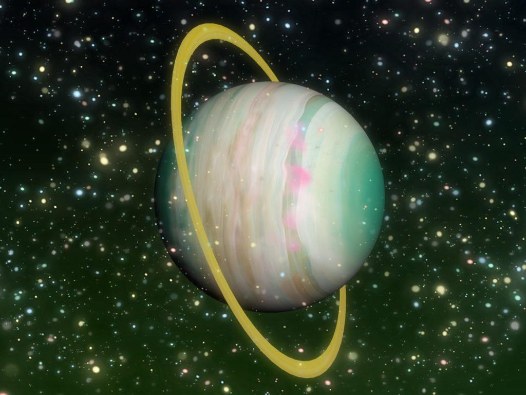 新月満月の星読み・5/15 牡牛座の新月 天王星の移動とともに